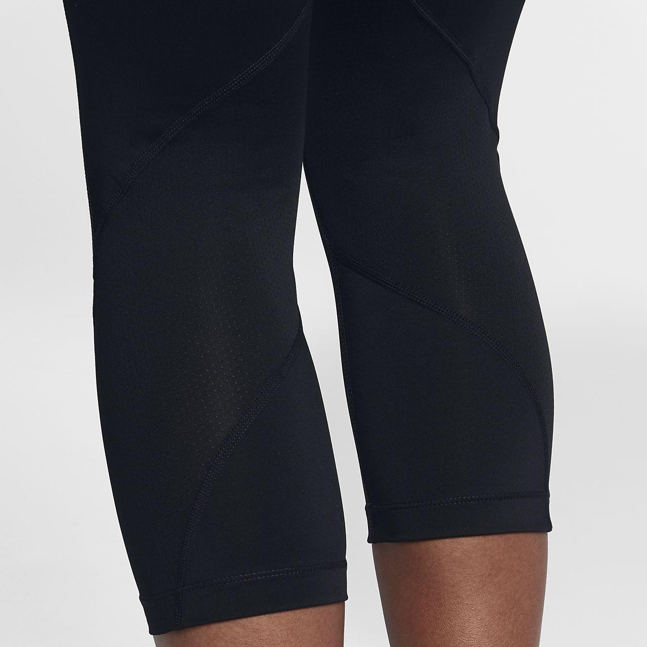 d7abde34a735 Träningstights i trekvartslängd Nike Pro för kvinnor. Nike.com SE