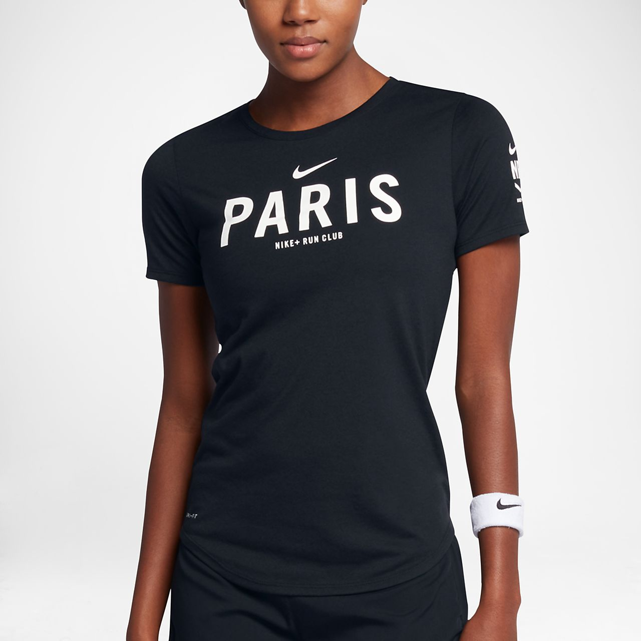 Nike Dri Fit Run Club Paris Women 39 S T Shirt Ca