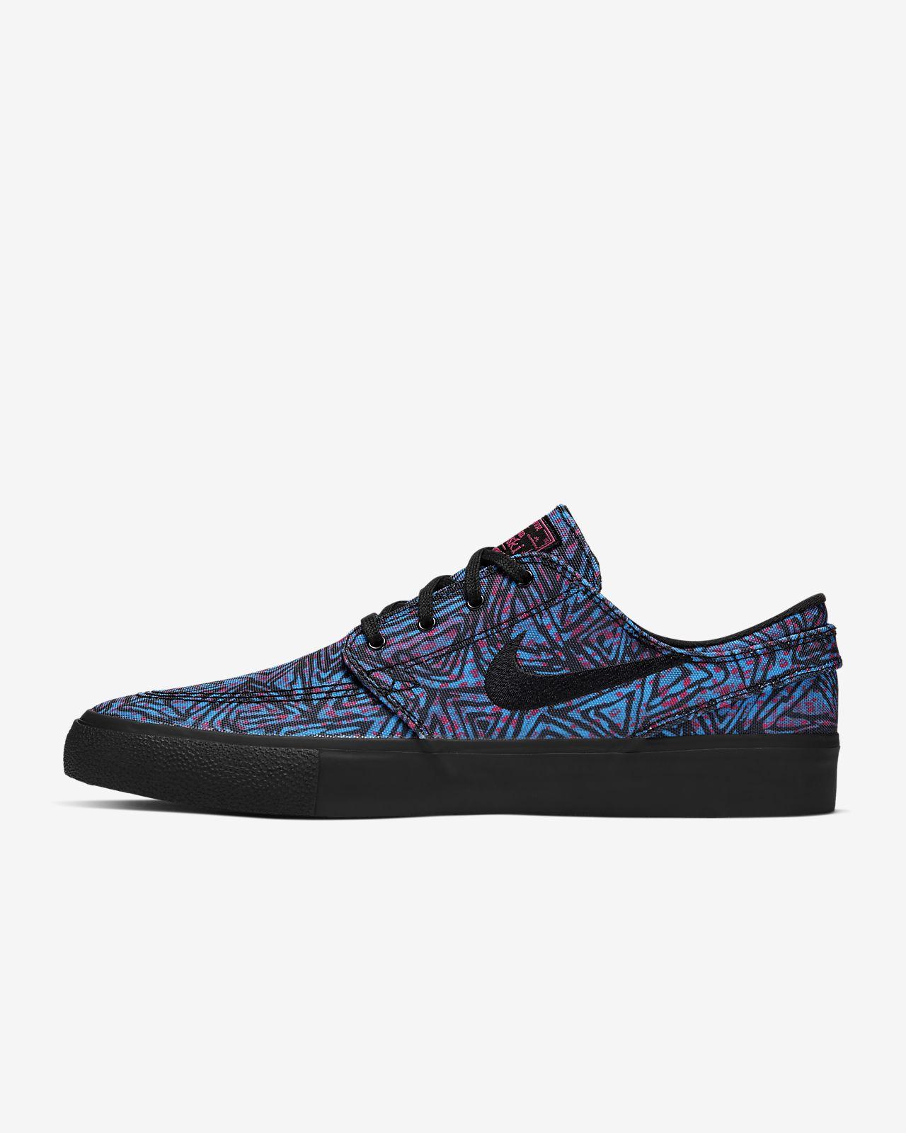 Nike SB Zoom Stefan Janoski Canvas RM Premium Skate Shoe