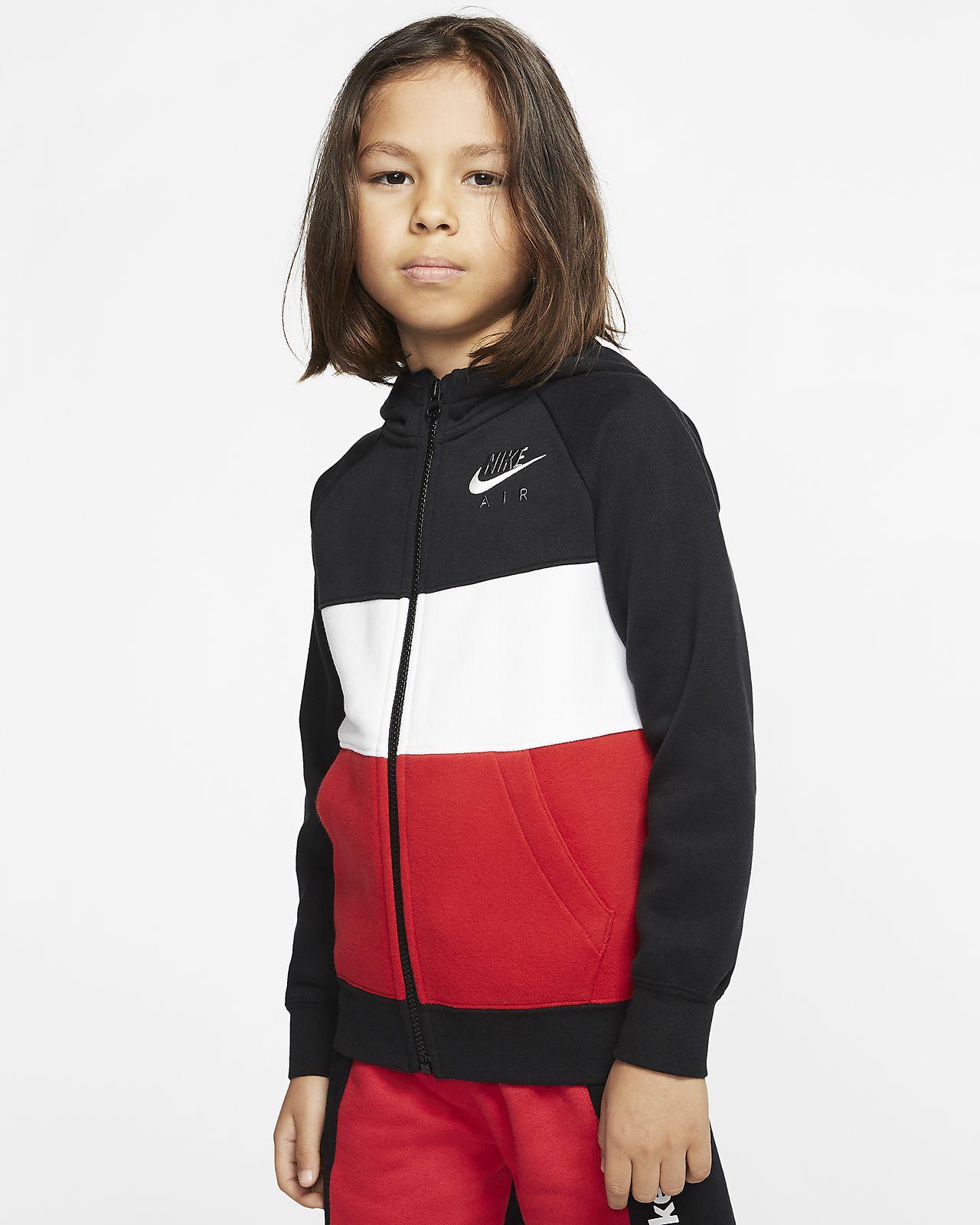 Nike Sportswear Little Kids' Full Zip Hoodie