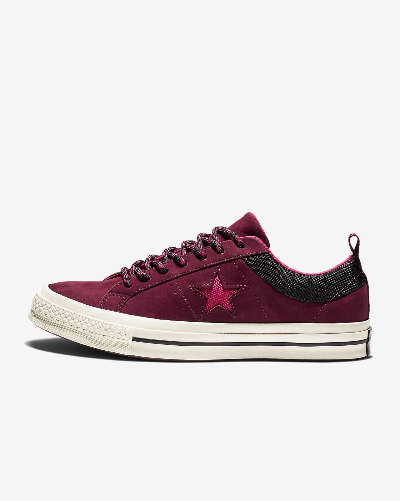 Converse One Star Sierra Leather Low Top  Unisex Shoe