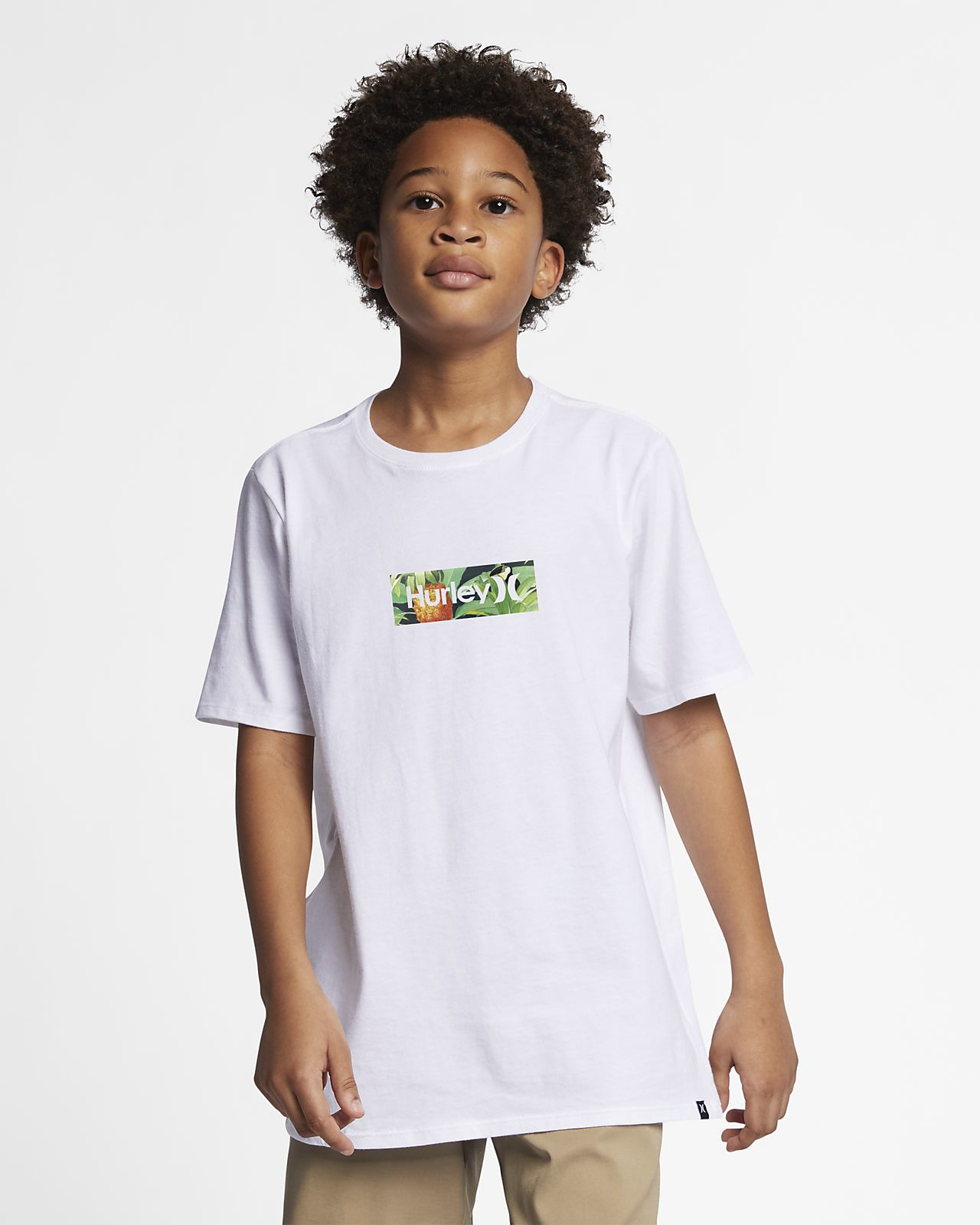 Hurley Premium One And Only Costa Rica Boys' T-Shirt