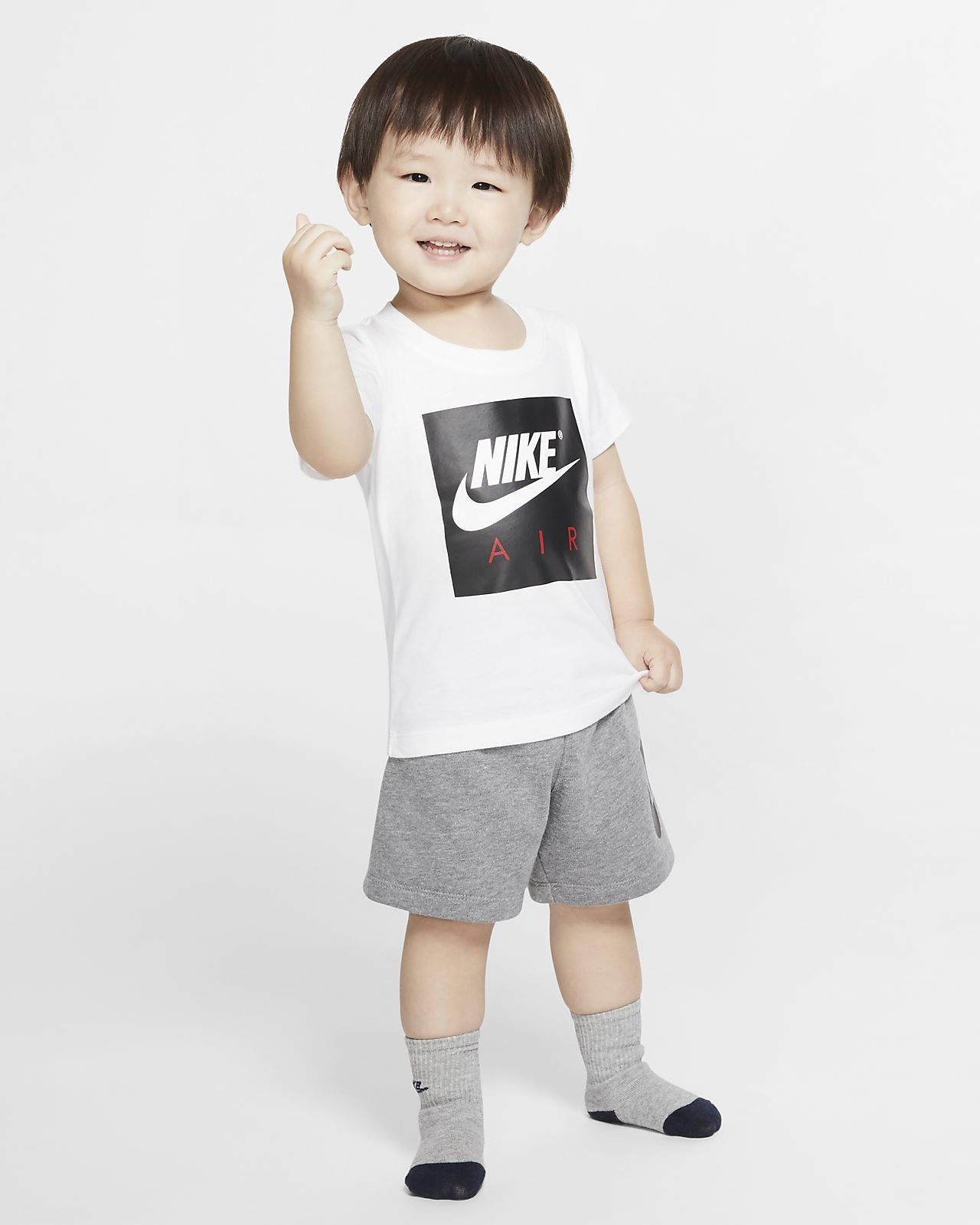 Nike Air Baby (12–24M) 2-Piece Set