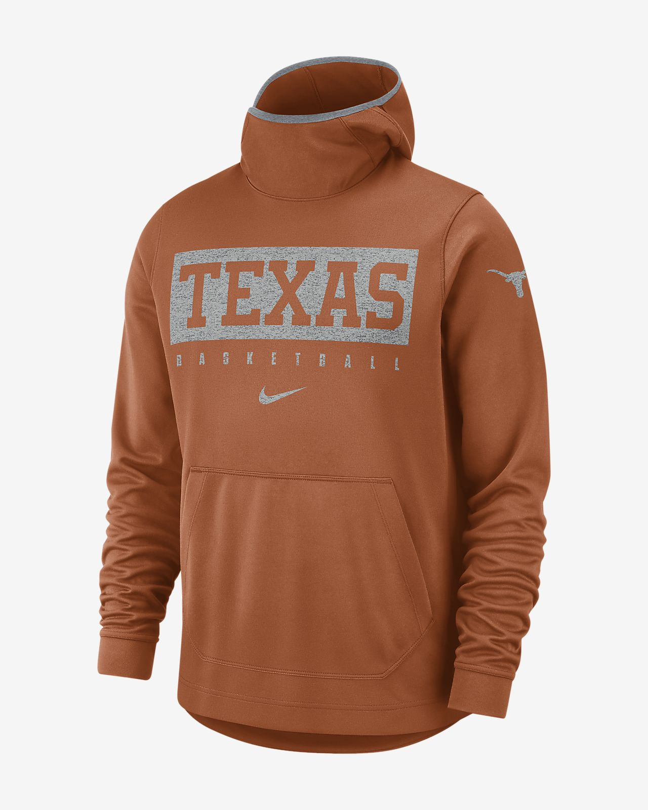 Nike College Spotlight (Texas) Men's Pullover Hoodie