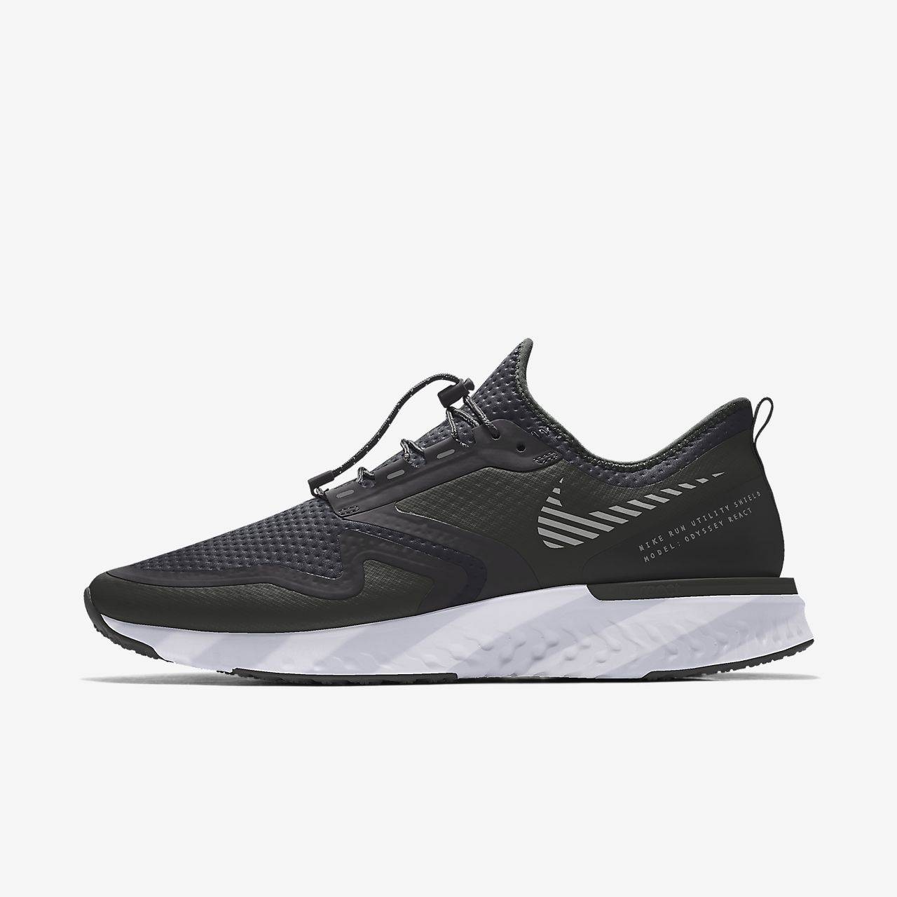 Nike Odyssey React Shield By You Custom Women's Running Shoe
