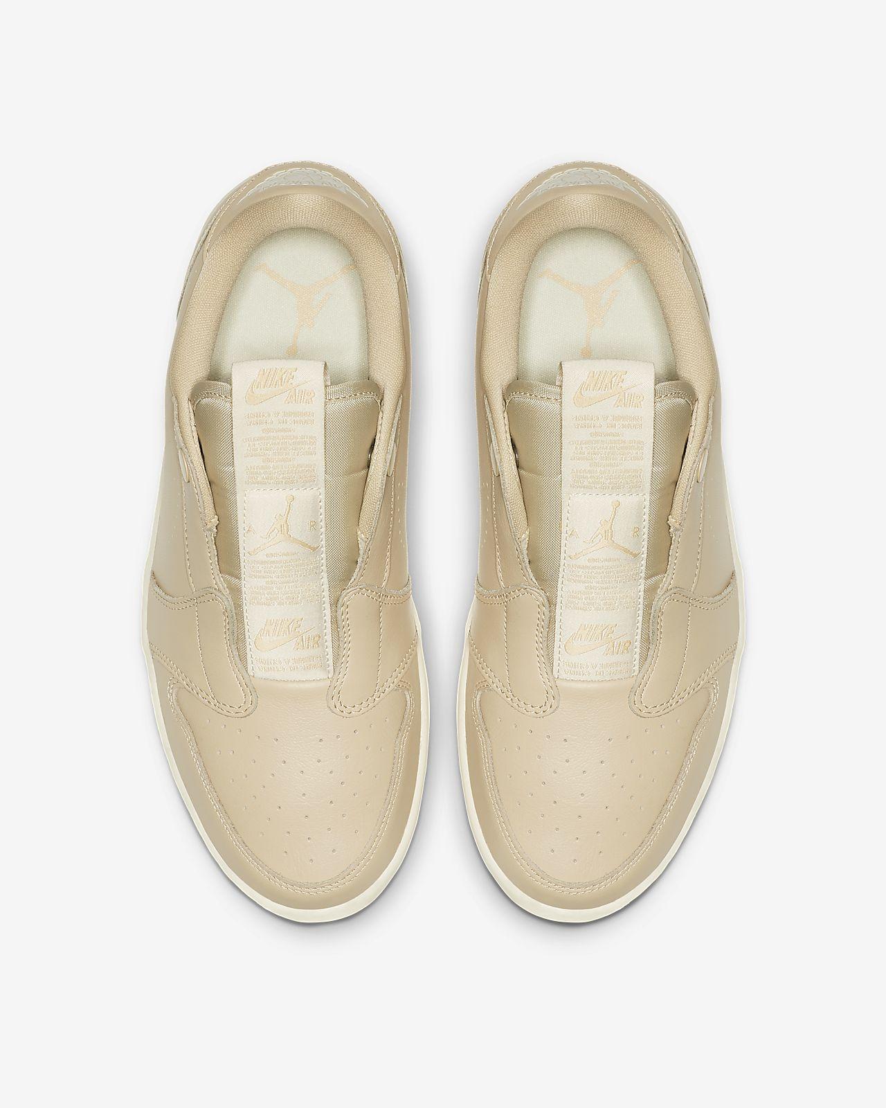 new york 5bae5 05330 Air Jordan 1 Retro Low Slip-sko til kvinder. Nike.com DK