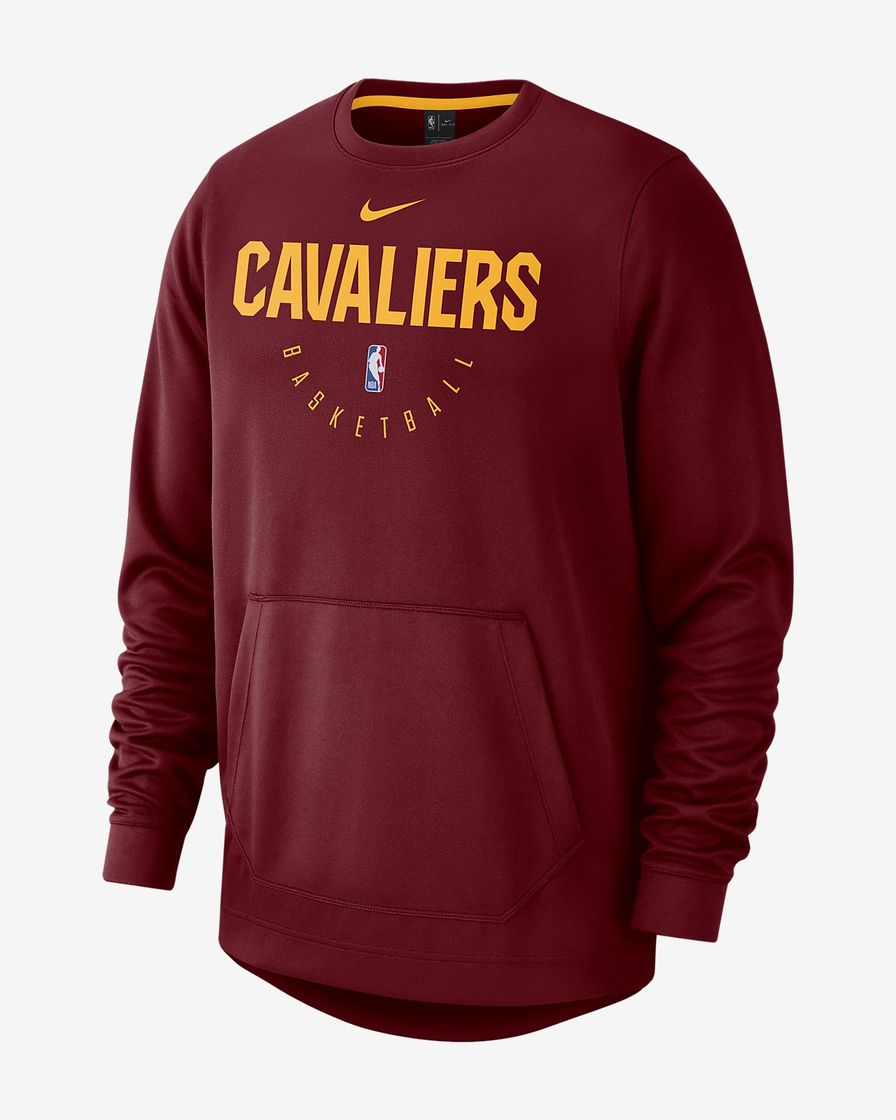 Cleveland Cavaliers Nike Spotlight NBA-Rundhalsshirt für Herren