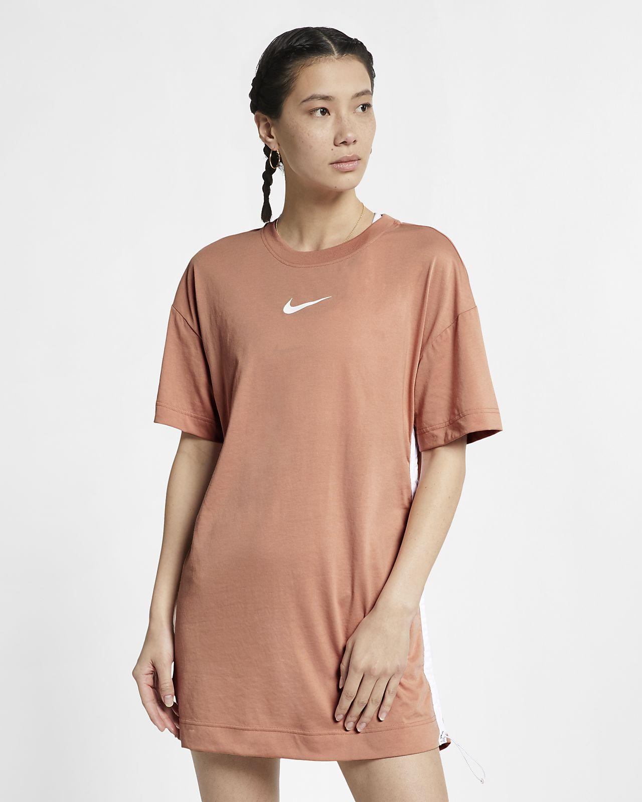 Sportswear Pour Robe FemmeFr Nike Swoosh jL453RqA