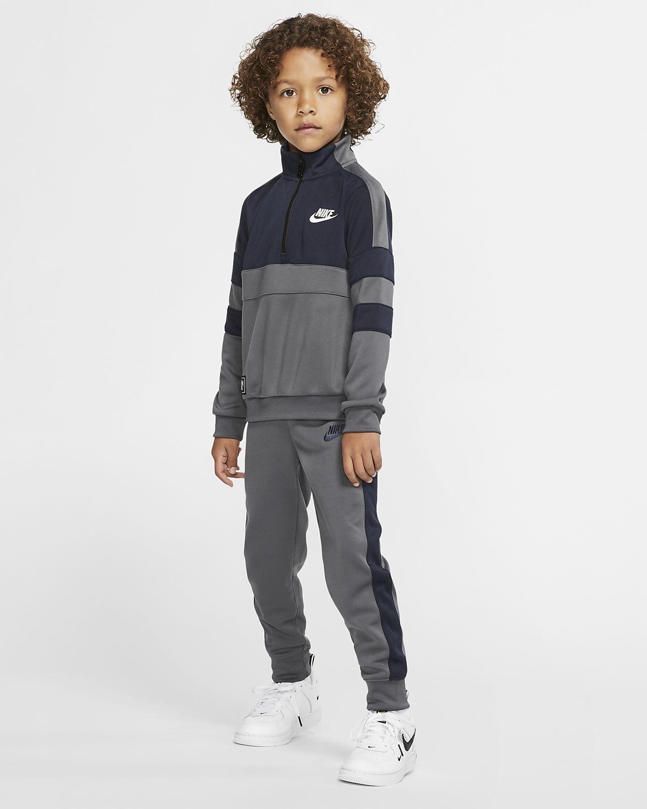 Dvoudílná souprava Nike Air pro malé děti