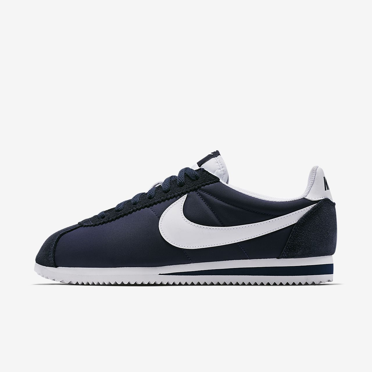Nike Homme Nike Classic Cortez Prem Chaussures blanche