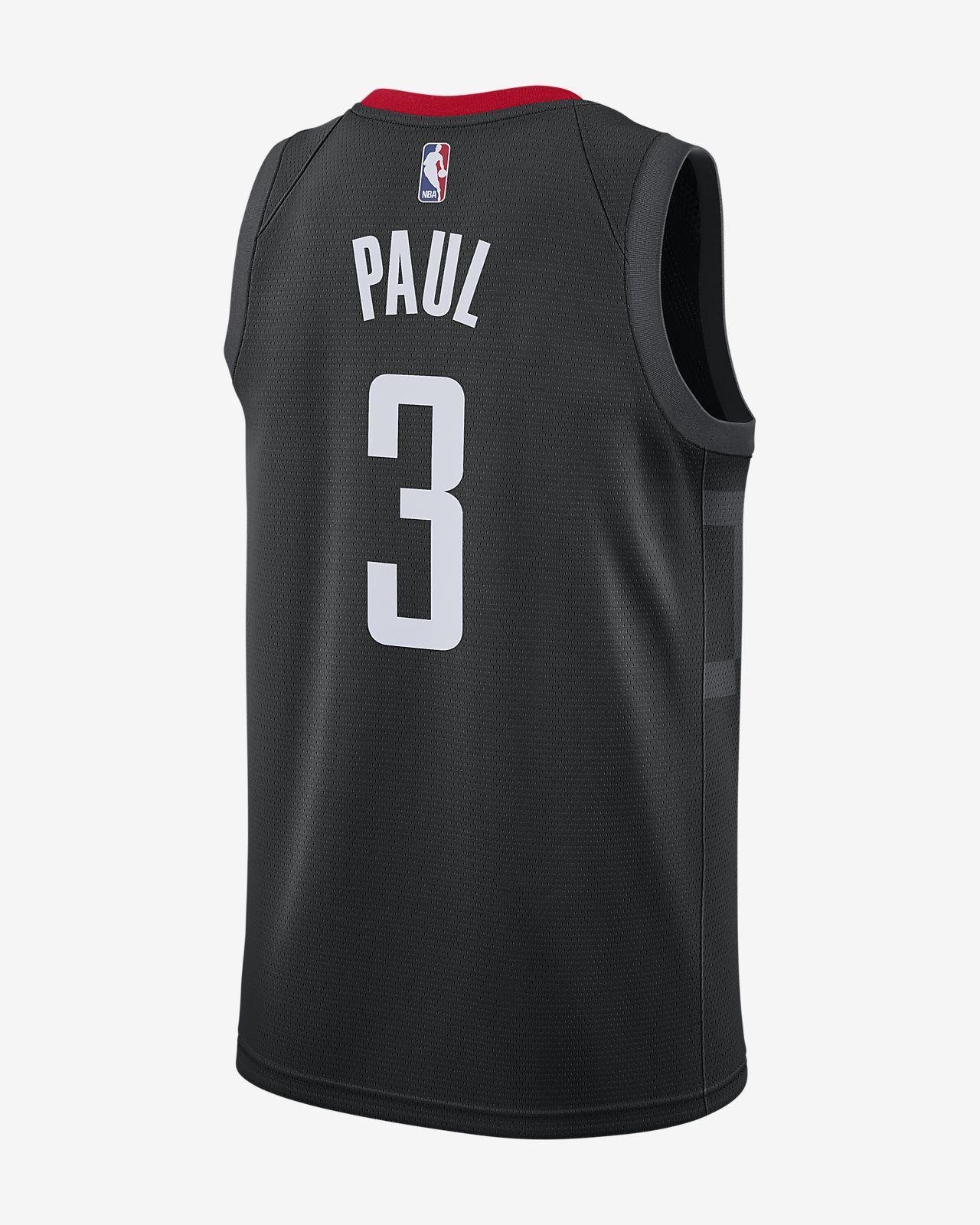 dcec7715e ... Chris Paul Statement Edition Swingman (Houston Rockets) Men s Nike NBA  Connected Jersey