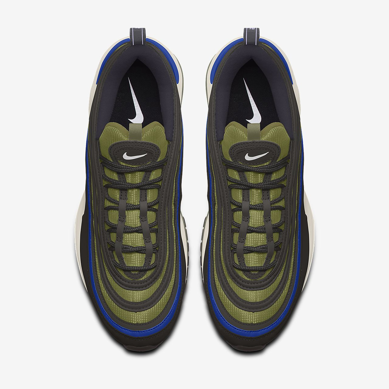 Nike Air Max 97 By You Zapatillas personalizables Hombre