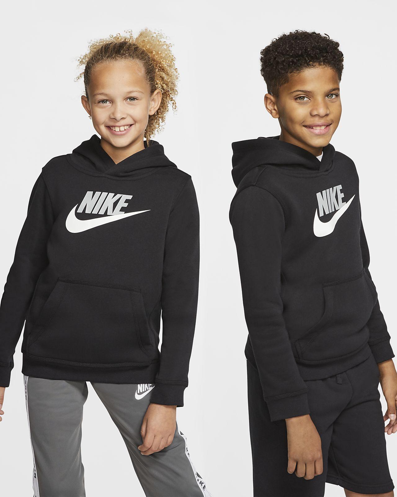 Nike Sportswear Club Fleece Hoodie für ältere Kinder (Jungen)