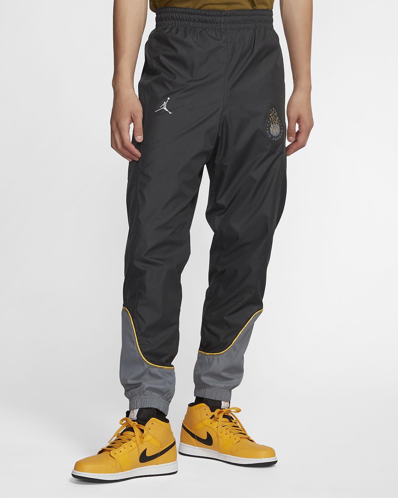 Jordan Legacy AJ4 男子梭织长裤