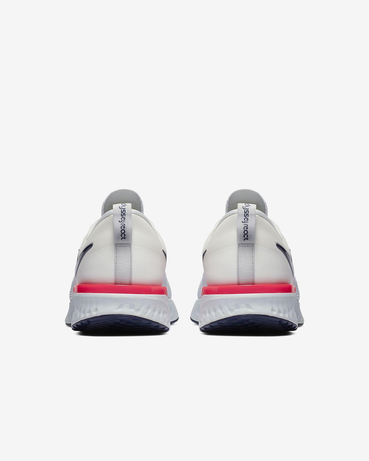 f64187fc3e206 Nike Odyssey React Flyknit 2 Premium Women s Running Shoe. Nike.com GB