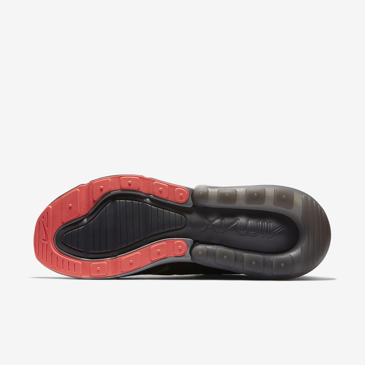 sale retailer 250ee 361a3 ... Nike Air Max 270 Flyknit Sabatilles - Home