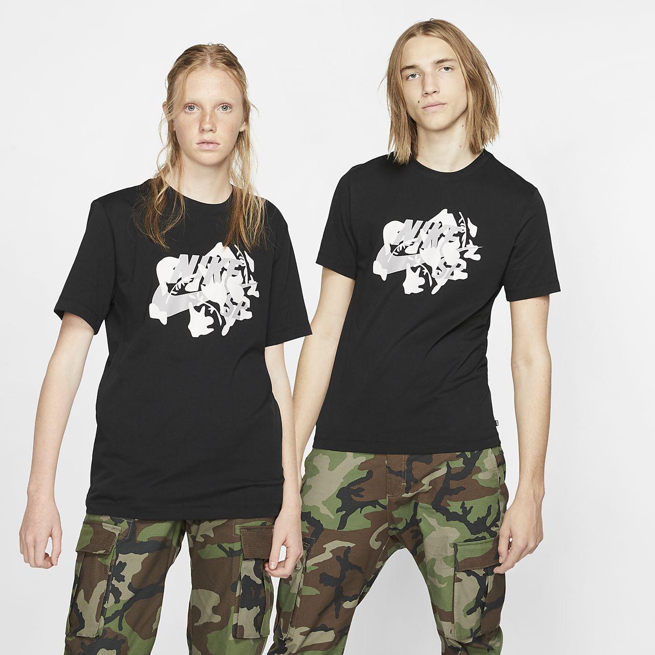 Nike SB Men's Logo Skate T-Shirt