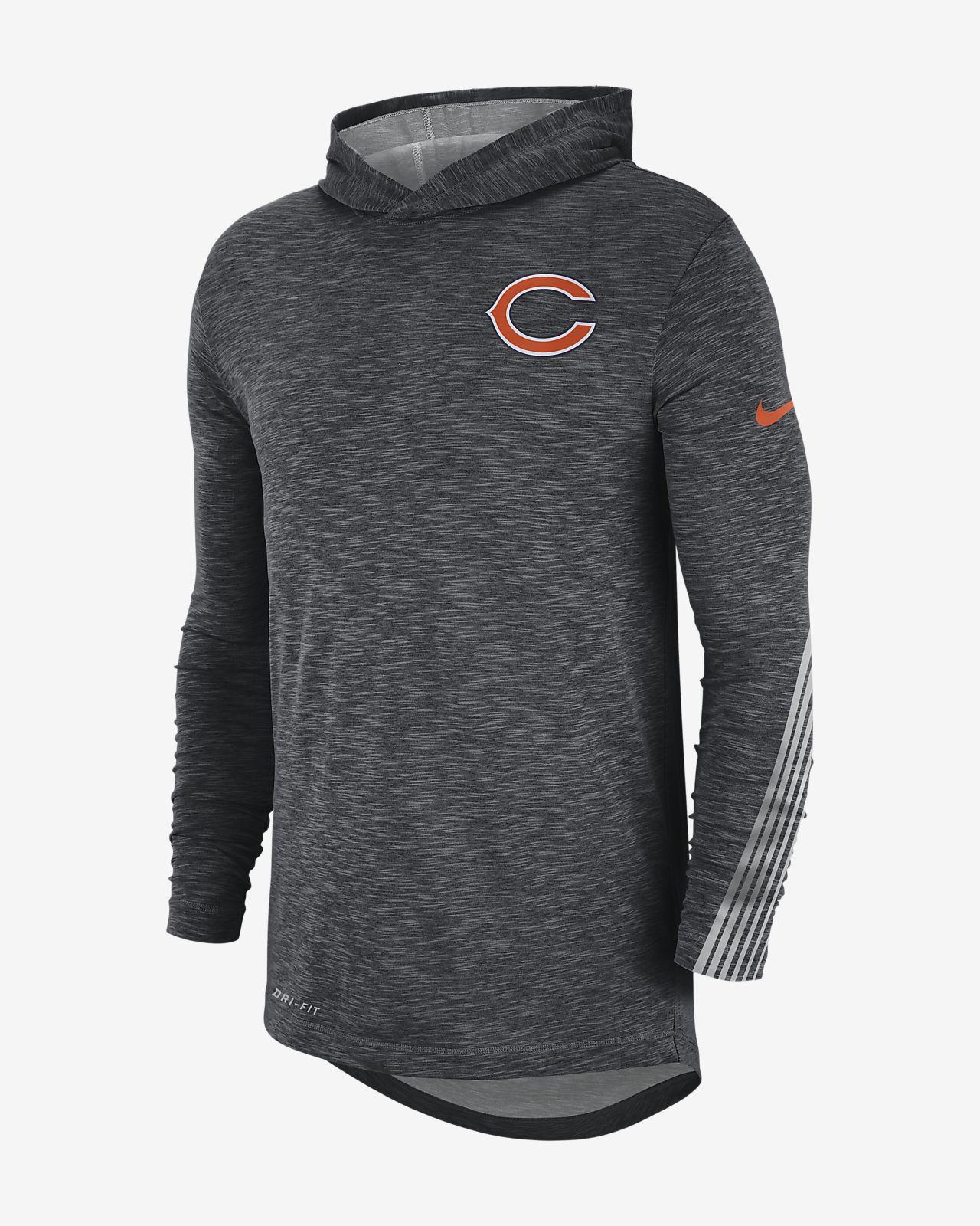 Nike Dri-FIT (NFL Bears) Men's Hoodie