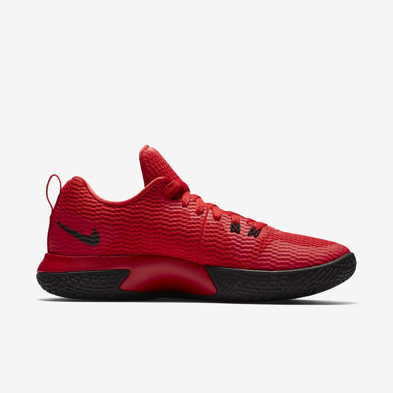 ... Nike Zoom Live II Men's Basketball Shoe
