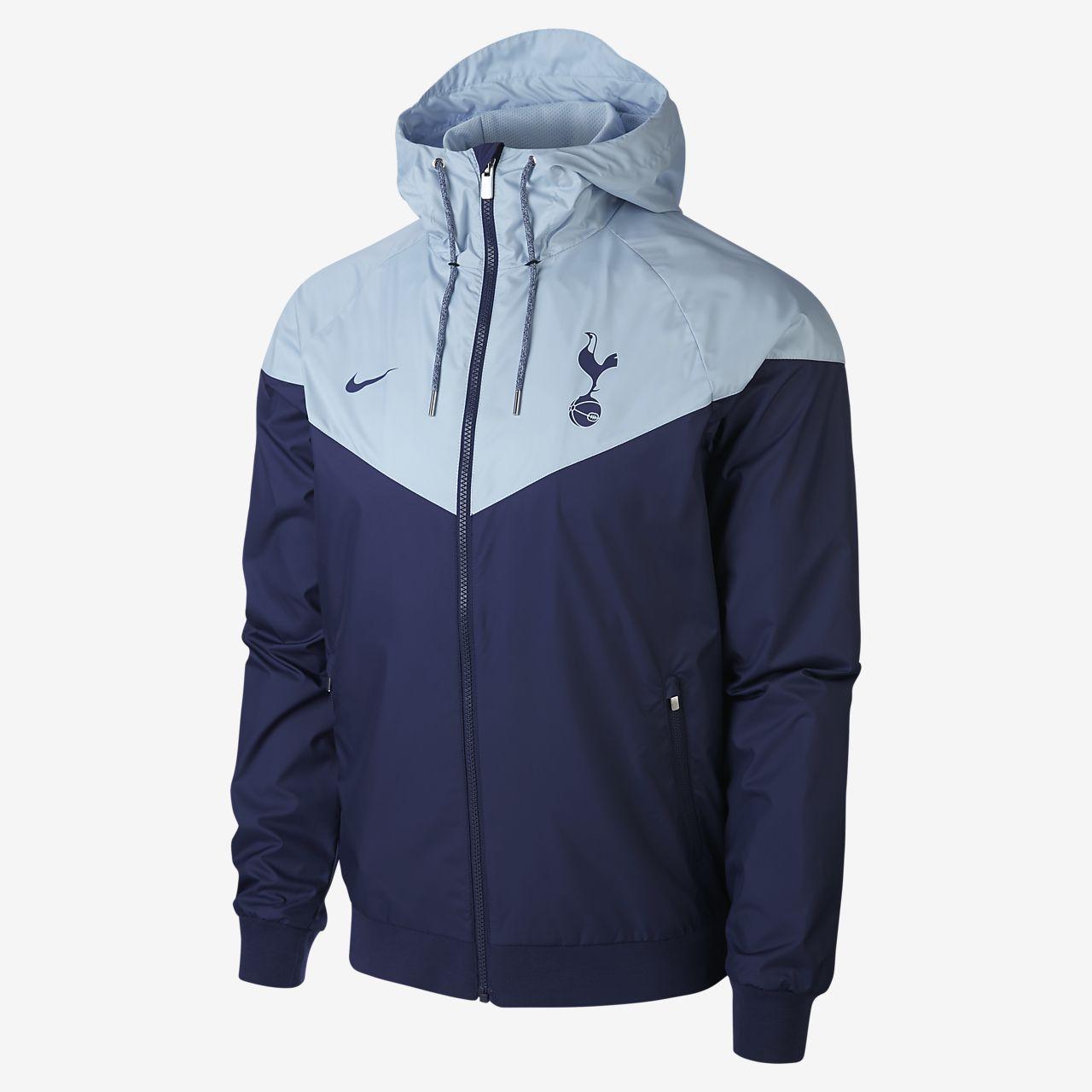 Authentic Pour Tottenham Veste HommeCa Windrunner Hotspur dCsothBQrx