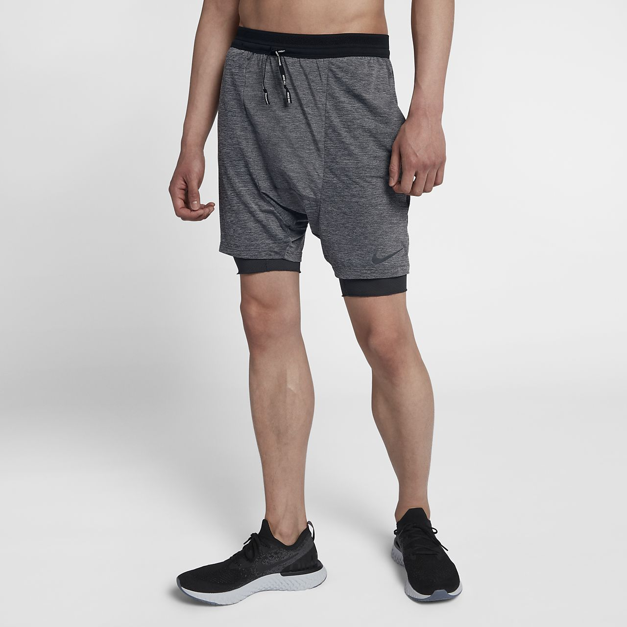 "Nike Run Division Flex Stride 2-in-1 Men's 7"" (18cm approx.) Running Shorts"
