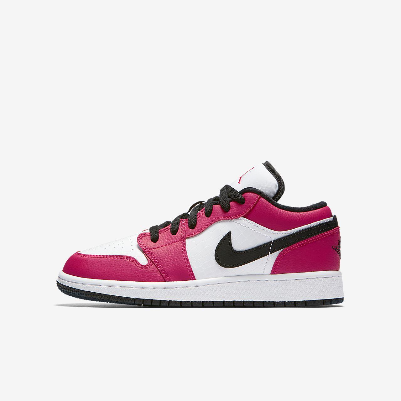 Air Jordan 1 Low GG 大童(女孩)运动童鞋