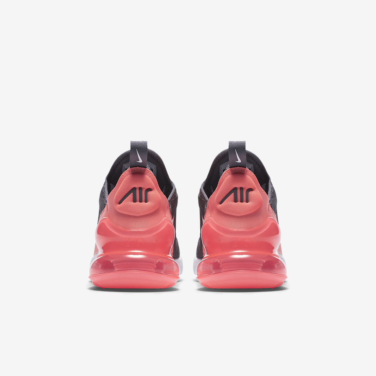 low priced 4bc82 9fd48 nike air max 270 flyknit bambino rosa