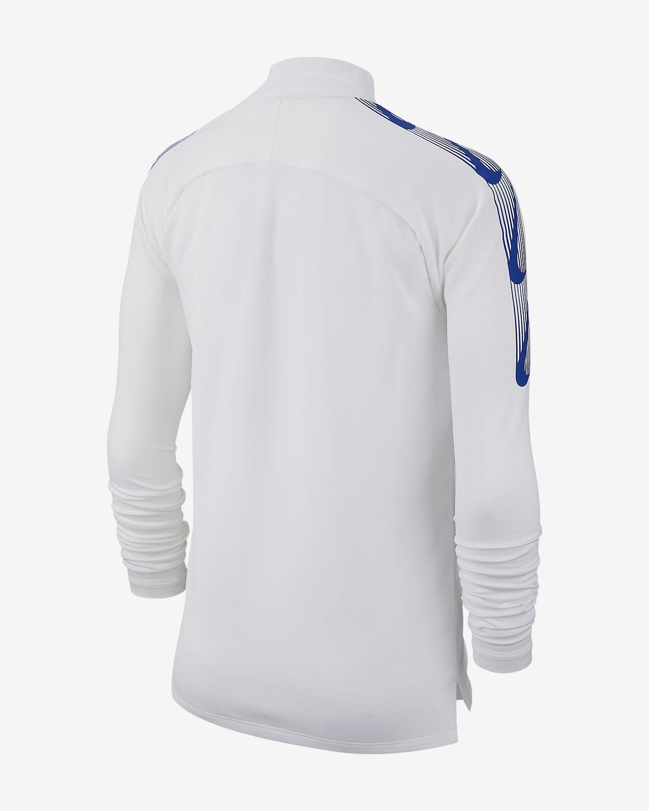 d9f863ba58b9 Chelsea FC Dri-FIT Squad Drill Older Kids  Long-Sleeve Football Top ...