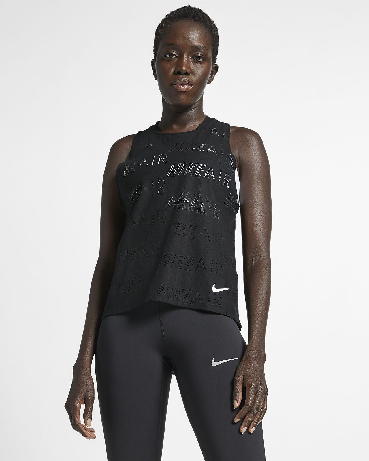 Nike Air 女款跑步背心