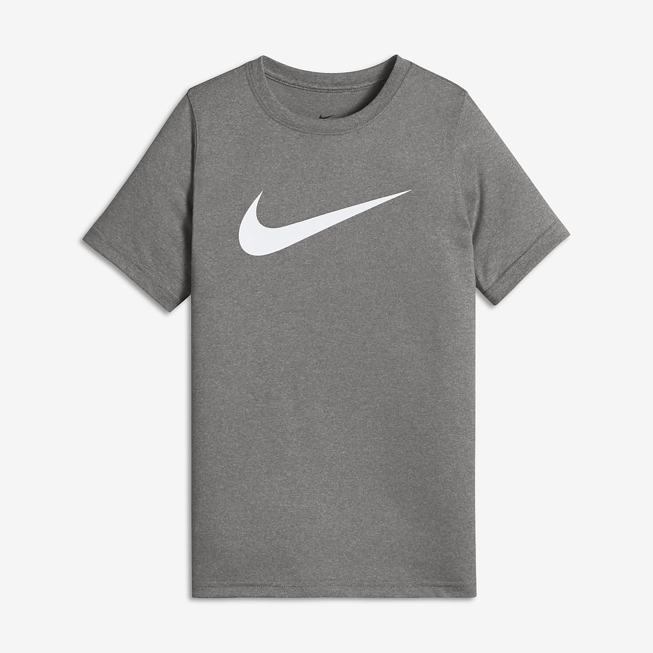 ... Nike Dri-FIT Older Kids' (Boys') Training T-Shirt