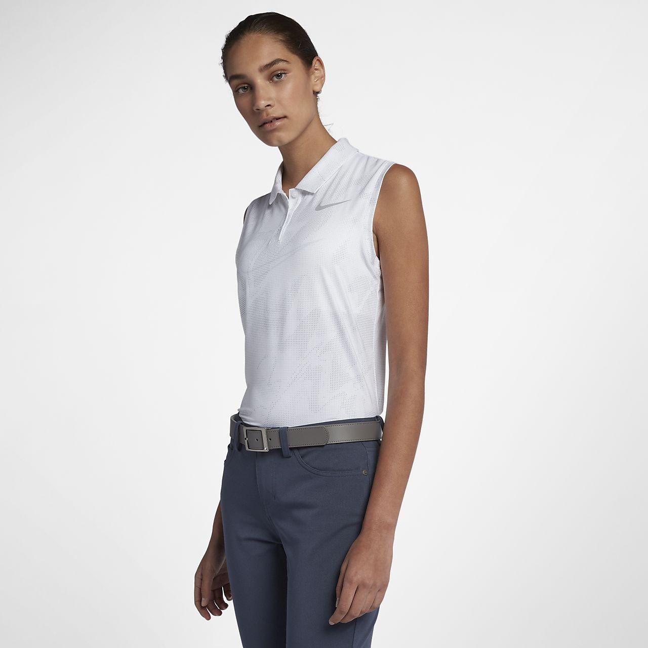 Ladies Nike Sleeveless Golf Shirts Joe Maloy