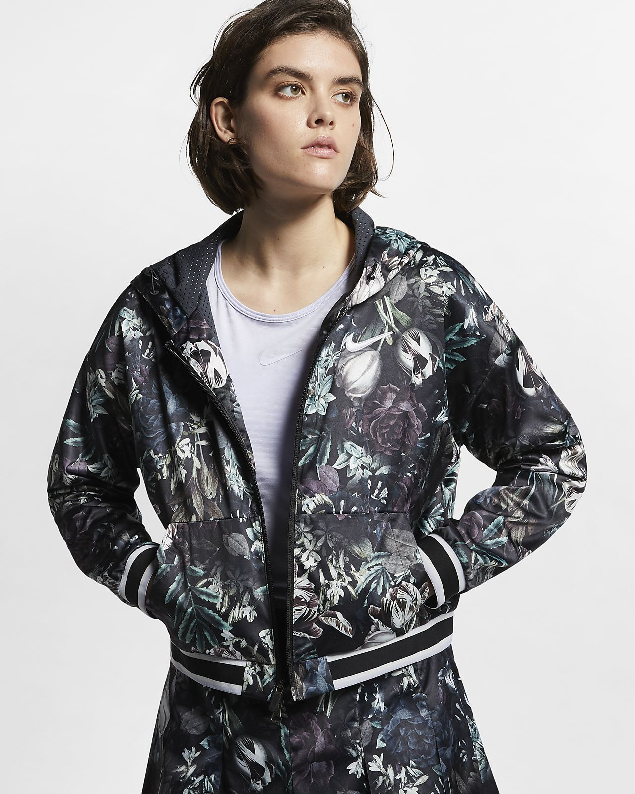 NikeCourt Dri-FIT Women's Tennis Jacket