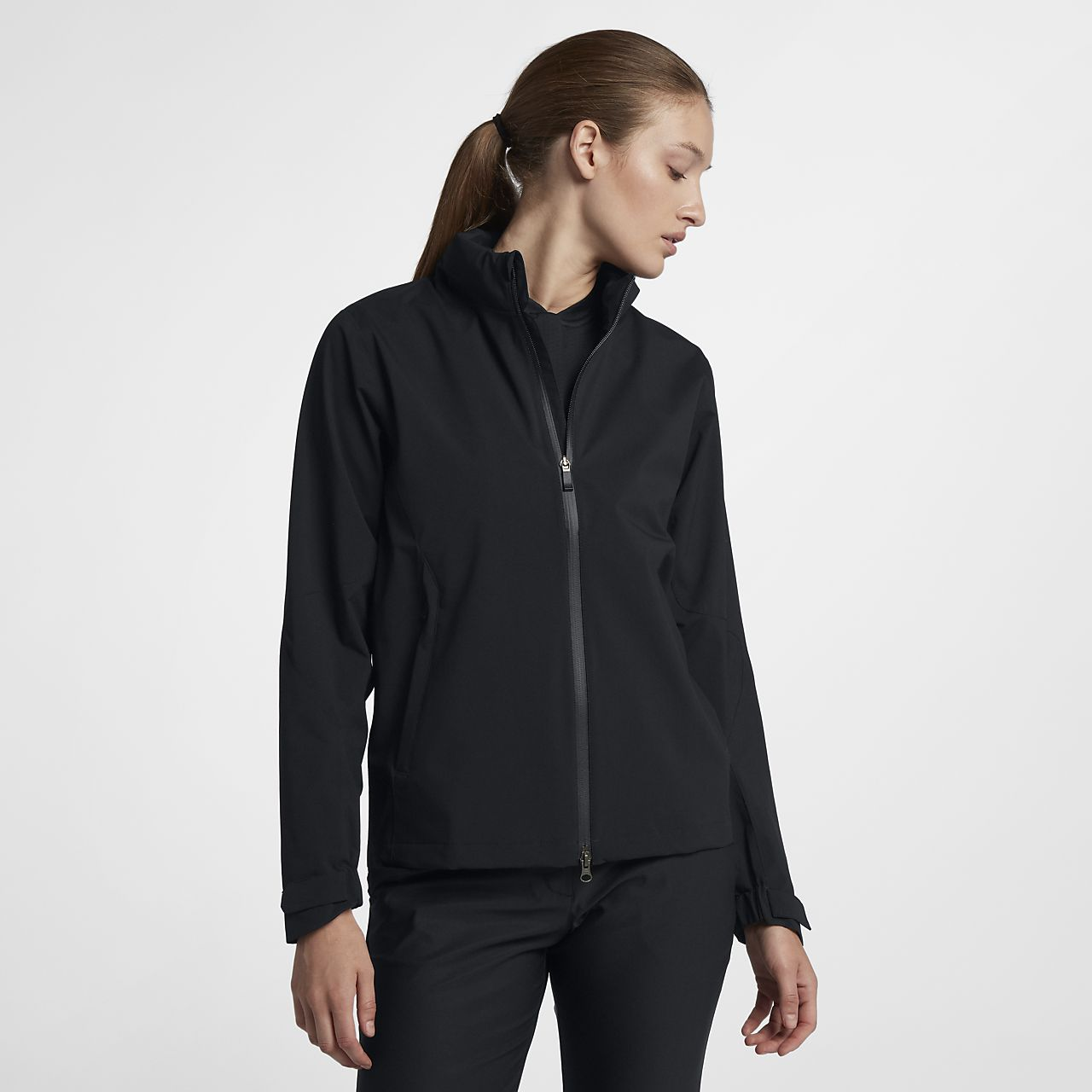 f5bd5012cb66 Nike HyperShield Women s Full-Zip Golf Jacket. Nike.com BE