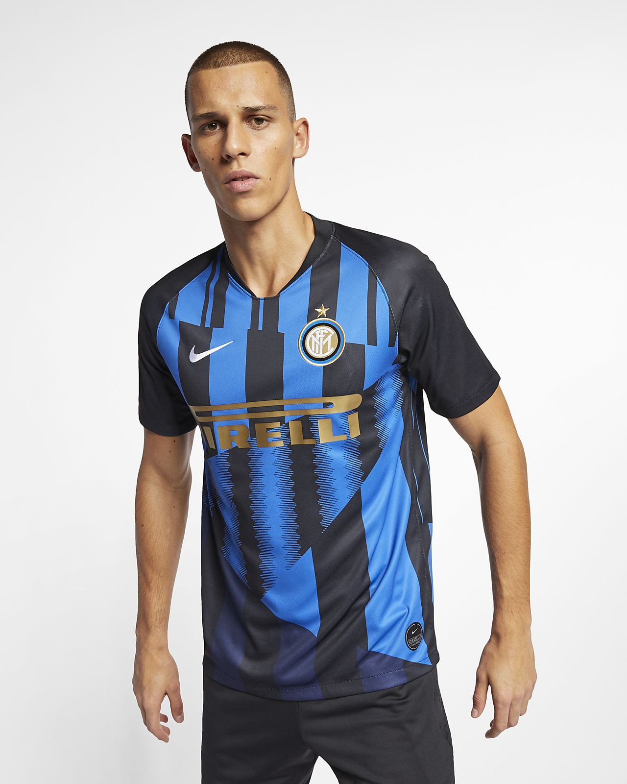 Inter Milan 20th Anniversary Stadium Men's Shirt