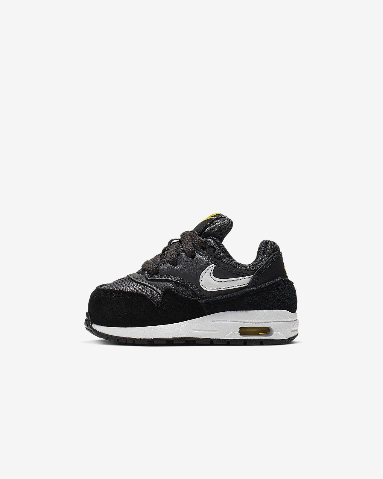 new product d24fd 6e36f ... Chaussure Nike Air Max 1 pour Bébé Petit enfant