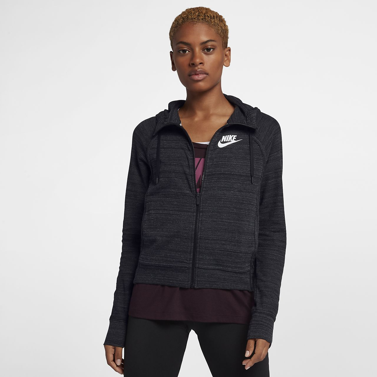 Nike Sportswear Advance 15 Women's Knit Jacket