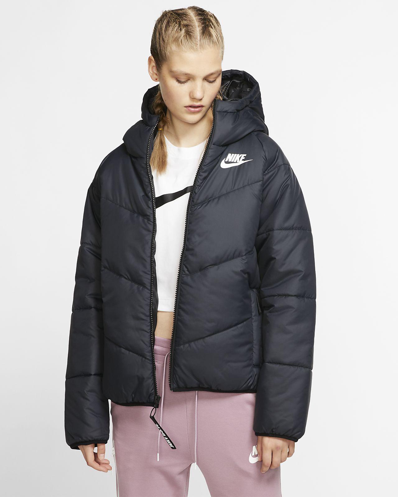 Giacca con cappuccio Nike Sportswear Windrunner Donna
