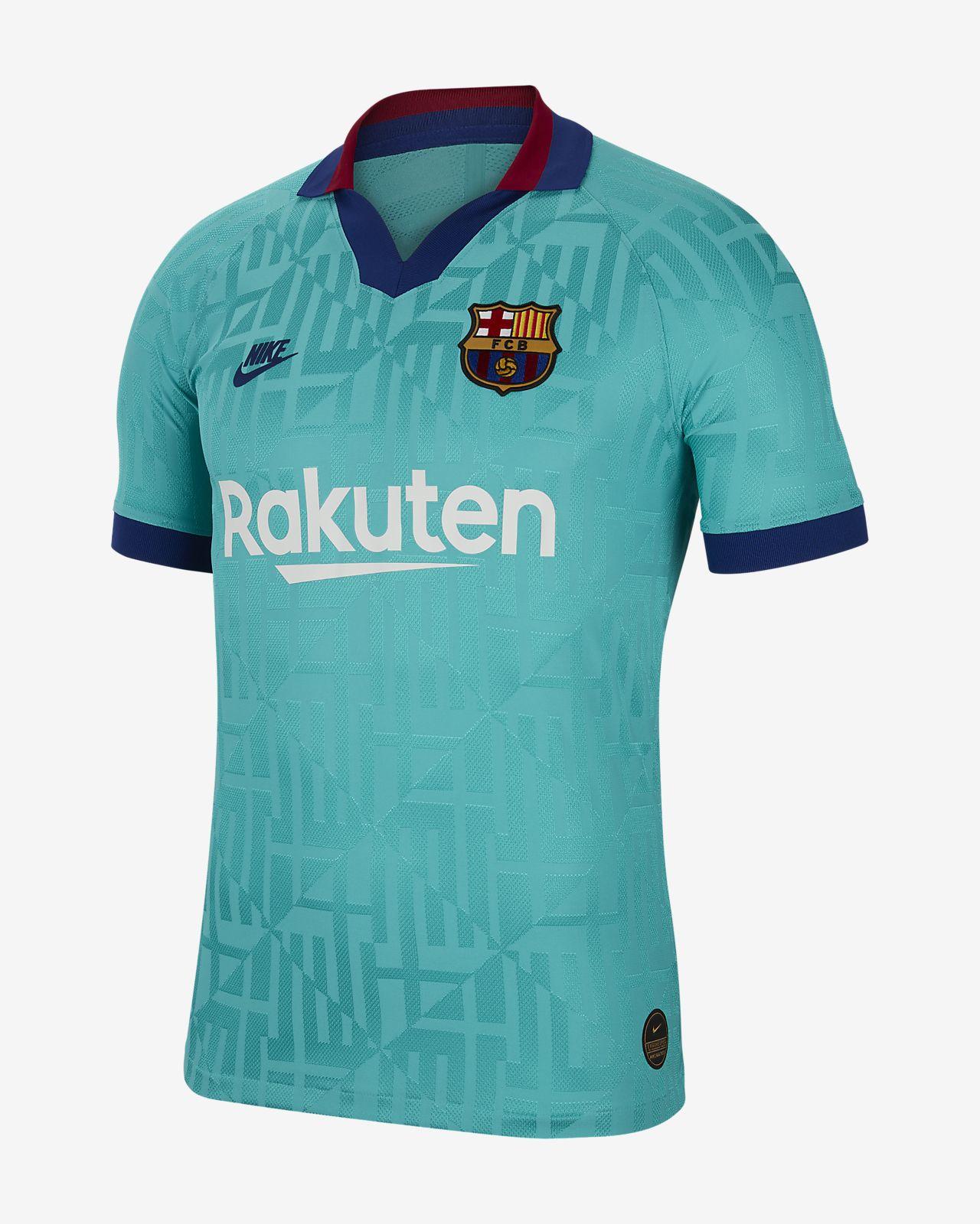 Camiseta alternativa de fútbol para hombre Vapor Match 2019/20 del FC Barcelona