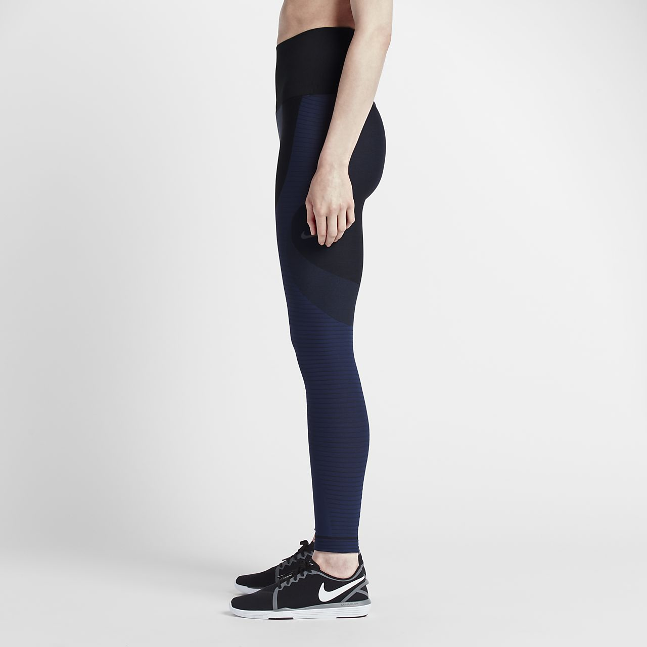 ... Nike Zoned Sculpt Women's High-Rise Training Tights