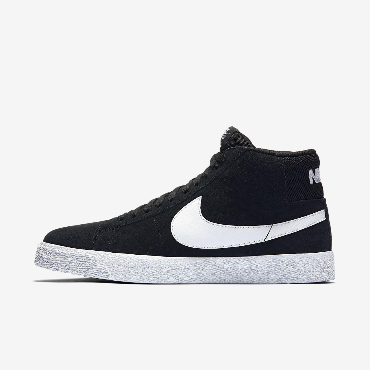 nike sb blazer mid mens skateboarding shoe