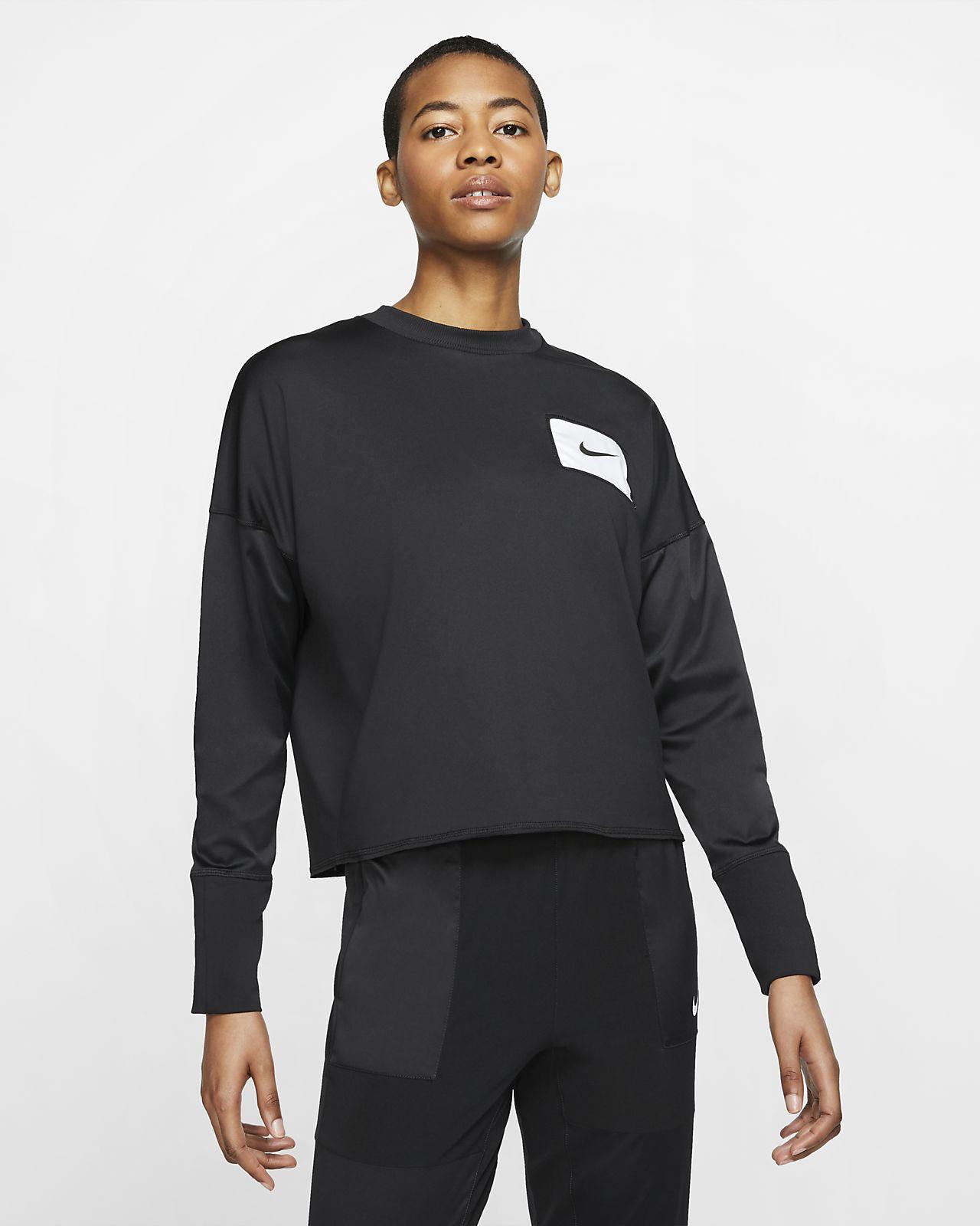Nike Women's Midlayer Running Crew