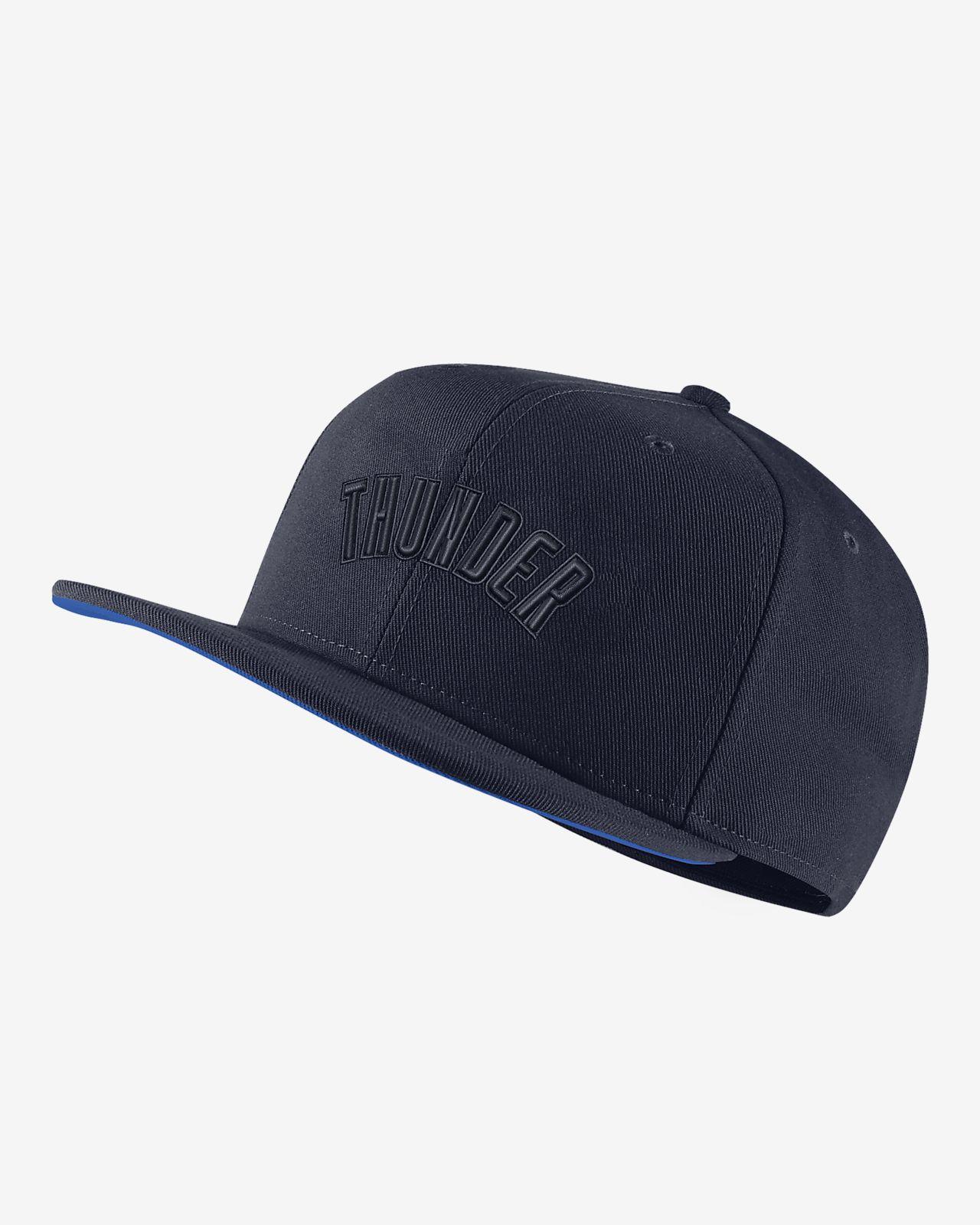 Oklahoma City Thunder Nike AeroBill NBA-Cap
