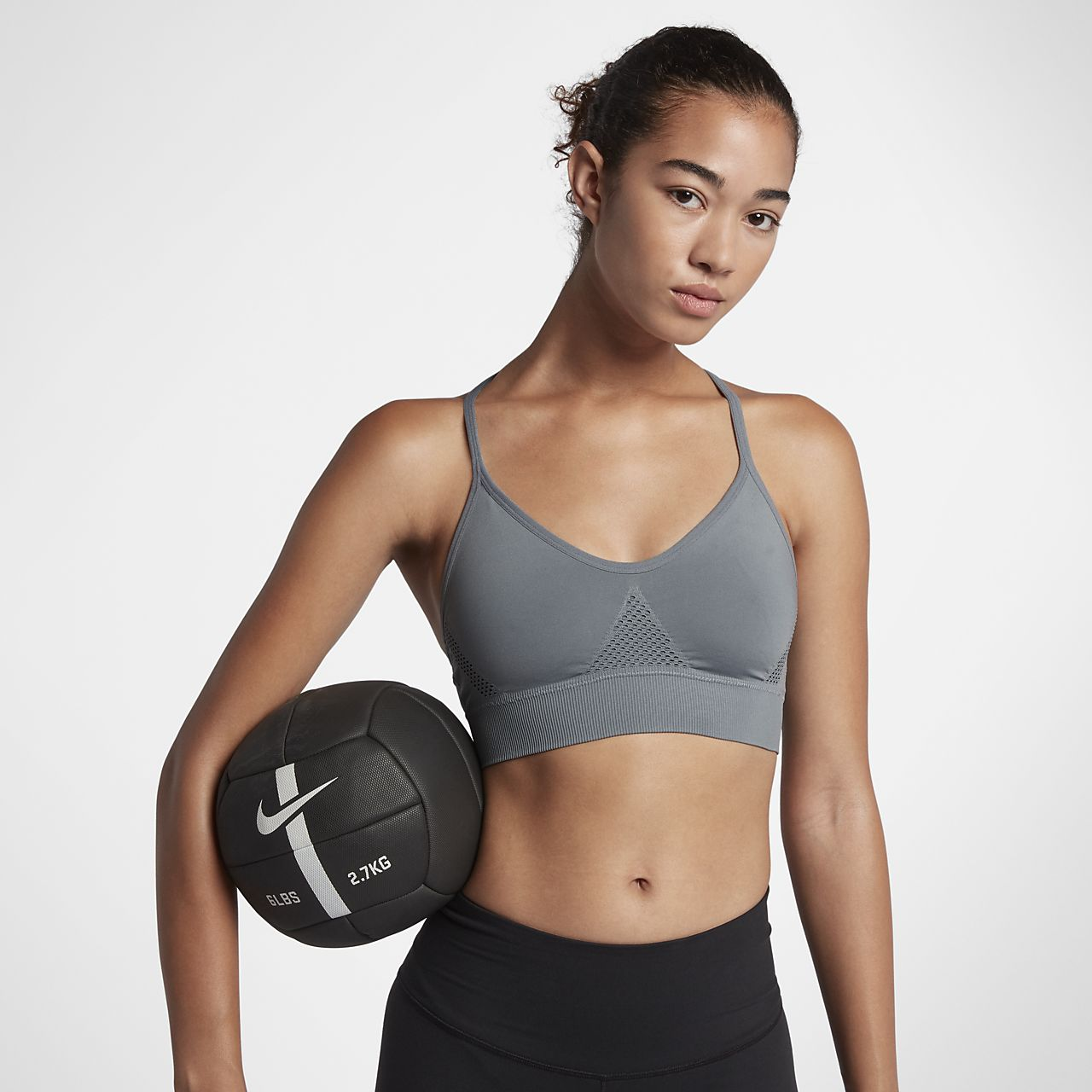 0179030c29f02 Nike Seamless Women s Light Support Sports Bra. Nike.com NO