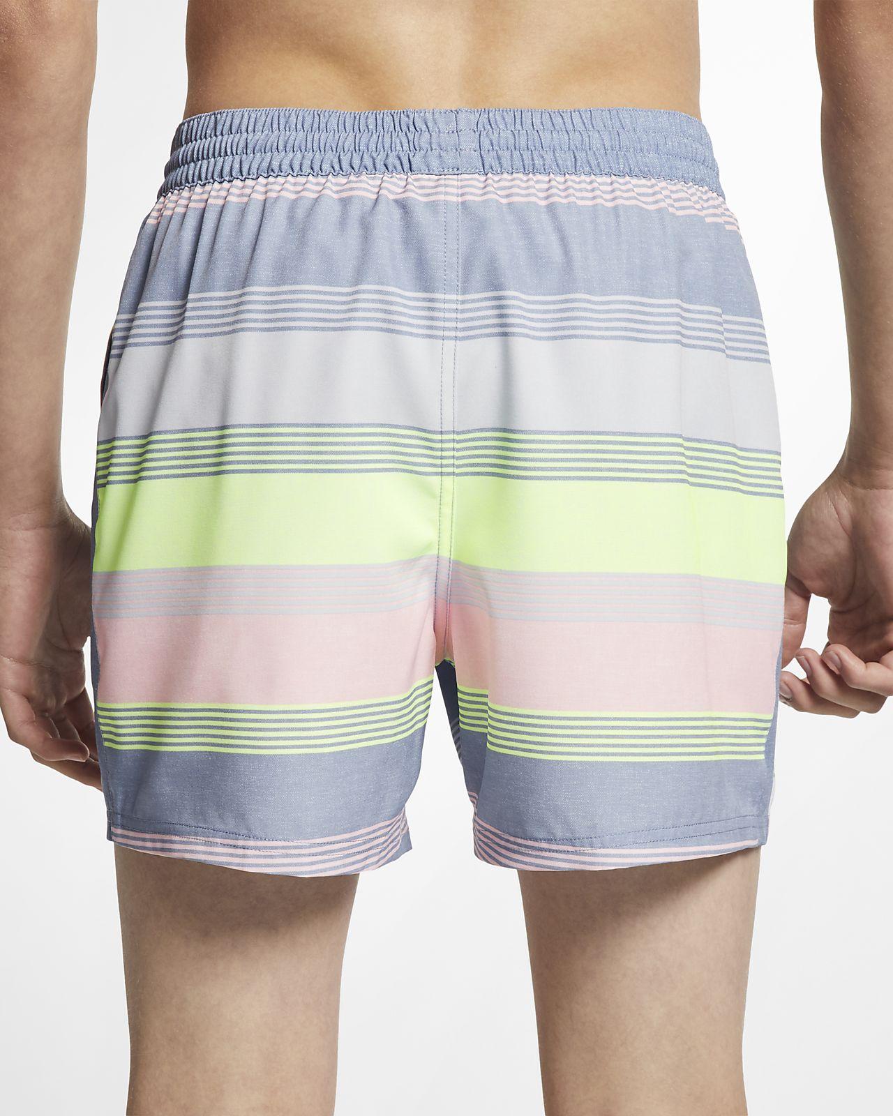 eb400566a9c8f Swimming Trunks Nike Linen Racer Men's 13cm (approx.) Swimming Trunks