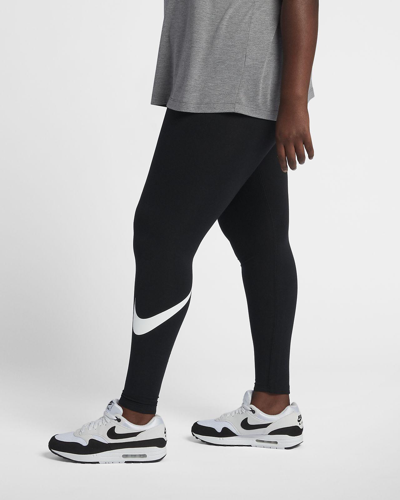 Nike Sportswear női leggings (plus size méret)