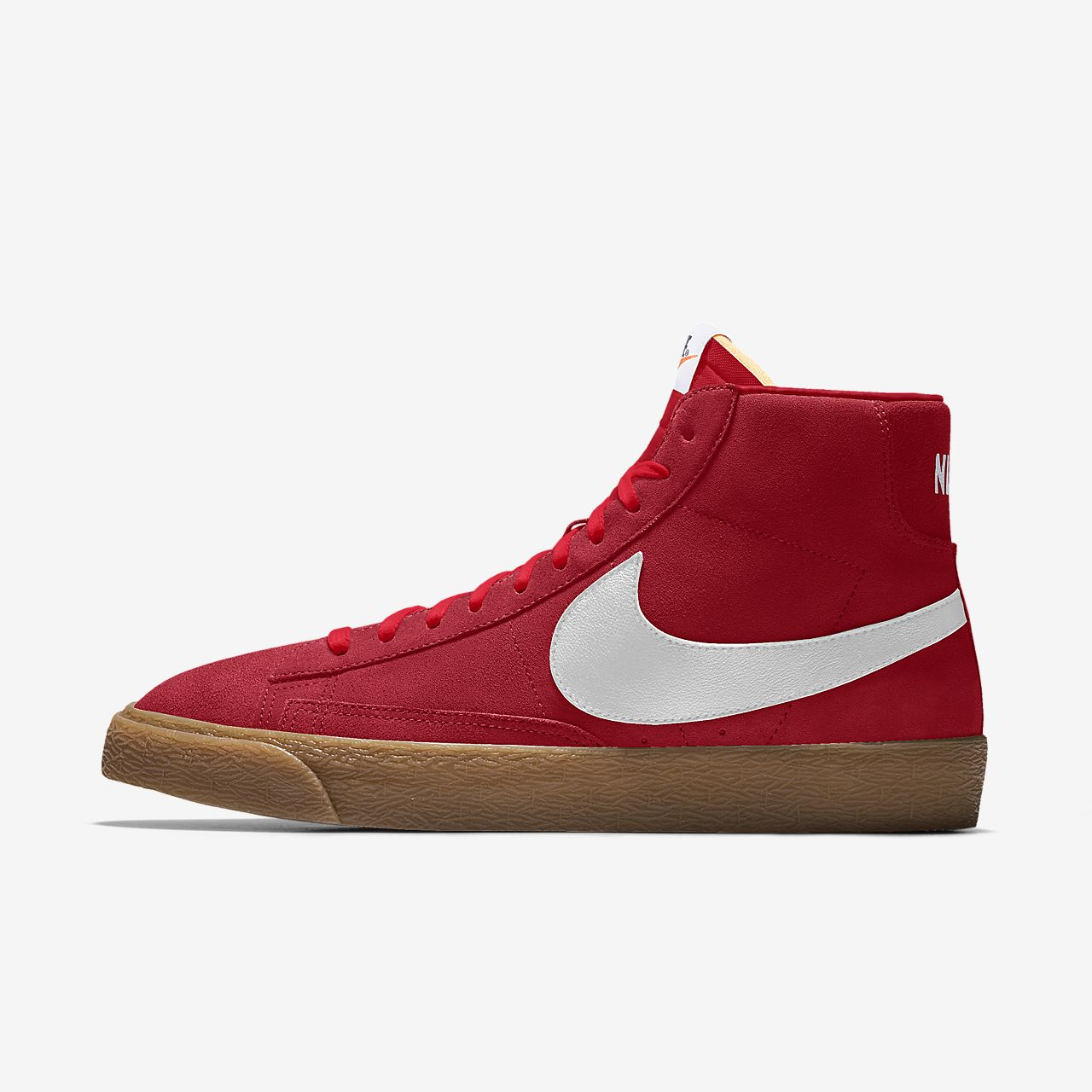 Scarpa personalizzabile Nike Blazer Mid By You - Uomo