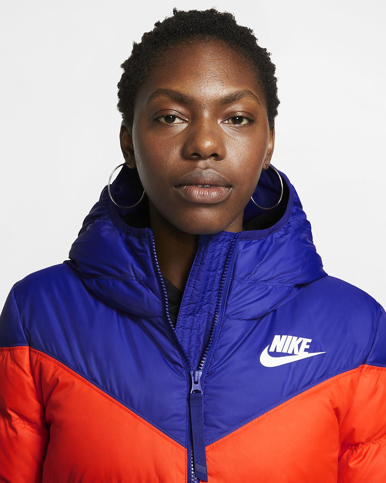 Parka Nike Sportswear Windrunner Down Fill Donna