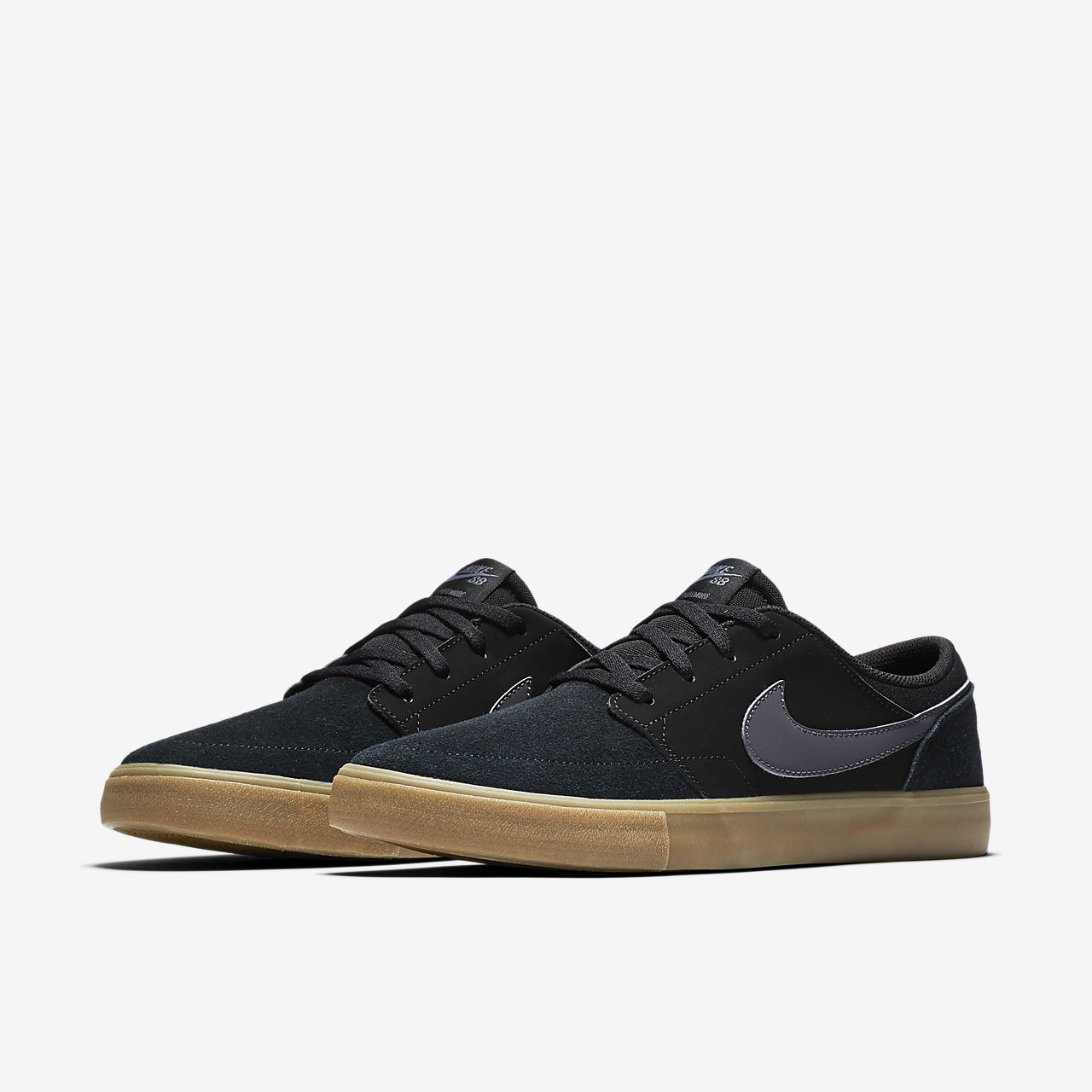 7e335be883 Nike SB Solarsoft Portmore II Men's Skateboarding Shoe. Nike.com IN