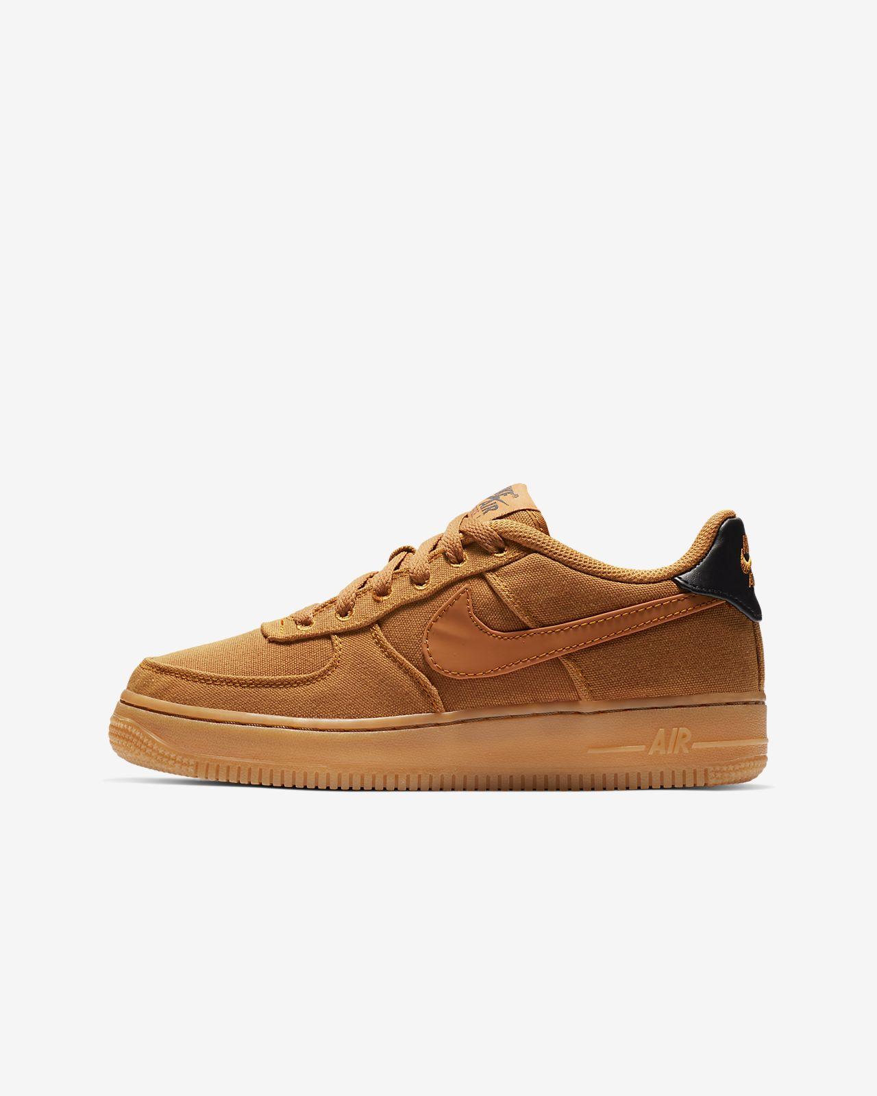 Nike Air Force 1 LV8 Style Big Kids' Shoe