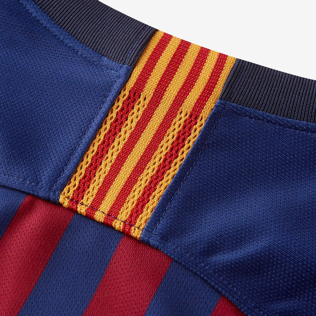 f3143b9209c 2018 19 FC Barcelona Stadium Home Women s Football Shirt. Nike.com NZ